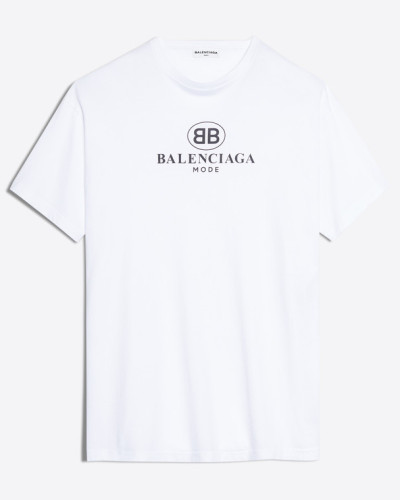 T-Shirt BB Balenciaga Mode