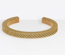 Kostbares Logo-Armband