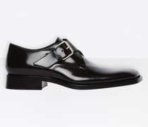 Block 20 Mm Monk Strap Derby