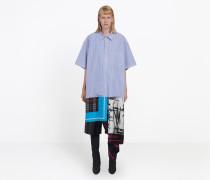 Scarf-Blusenkleid