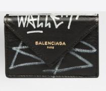 Papier Mini Wallet Graffiti