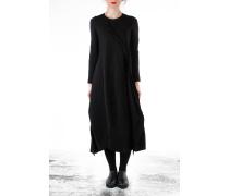 Damen Kleid Avantgarde schwarz