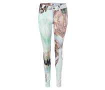 Jeans GREEN GEMSTONE Ultra Skinny print