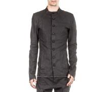 Herren Hemd schwarz