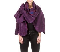 Plissee Schal multicolour