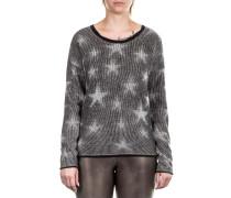 Damen Pullover AMBER schwarz