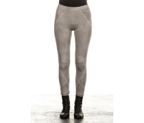 Damen Leggings Avantgarde stone
