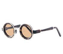 Sonnenbrille MASK Z3 braun silber