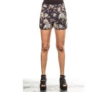 Damen Shorts VER21MEER-K schwarz