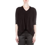 Damen Strick Shirt schwarz