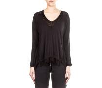 Damen Pullover ACADEMY schwarz