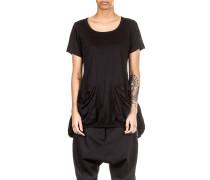 Damen T-Shirt Avantgarde schwarz