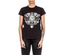 Damen T-Shirt MONISTROL schwarz