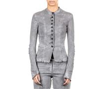 Damen Jacke grau