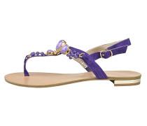Sandalen purple