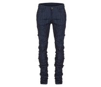 Jeans Crashed Look hellblau
