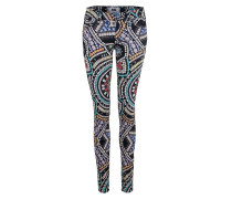 Jeans MAJESTIC CROWN Ultra Skinny print
