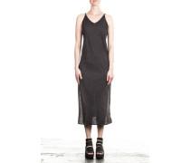 Damen Kleid anthrazit