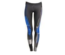 Damen Leggings black/blue Gr. S (2 Wahl)