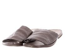 Herren Leder Sandale CANGURO braun