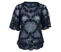 Spitzen Shirt LARCH marineblau