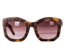 Sonnenbrille MASK B2 plum