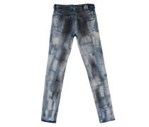 Damen Jeans ultra used Gr. 25