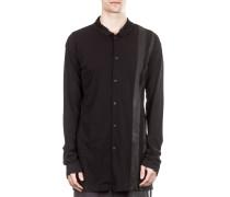 Dip Herren Jersey Hemd schwarz