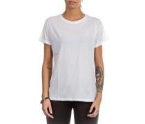 c3acd9aa839e3b Damen Baumwoll T-Shirt weiß. THOM KROM