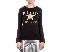 Damen Sweatshirt VALE schwarz