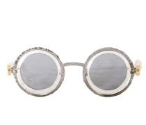 Sonnenbrille MASK Z3 silber