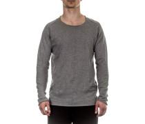 Herren Kaschmir Mix Pullover RA10KE hellgrau