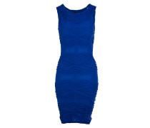 Jersey Kleid Multitude blau