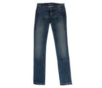 Jeans CRAZY BITCH IN RUSTIC blau Gr. 25