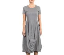 Damen Kleid oversized grau