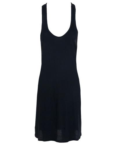 Damen Tank Kleid schwarz Gr. L