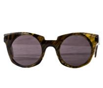 Sonnenbrille MASK U6 braun