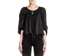 Anglomania Damen Bluse schwarz