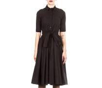 Damen Kleid EM28BLA-K 554 schwarz