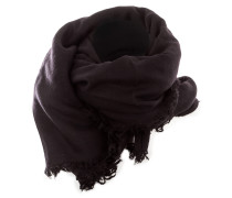 Kaschmir Tuch schwarz
