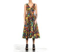Damen Sommerkleid multicolour