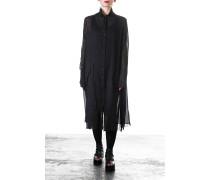 Damen Kleid Avantgarde Oversized schwarz