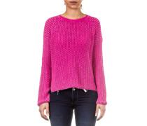 Damen Kaschmir Pullover GABRIELLE pink