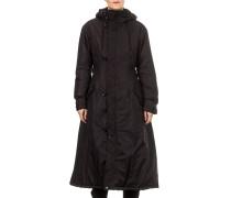 Damen Wintermantel LITETAFT COAT schwarz