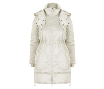 Damen Mantel POSTBAND beige