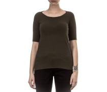 Damen T-Shirt HO10MER 102 graugrün
