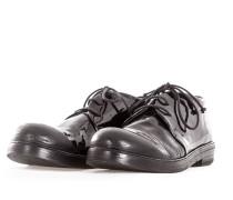 Damen Schnürschuhe ZUCCAZEPPA Lack schwarz