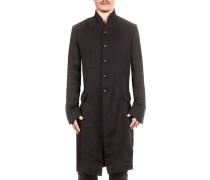 Herren Mantel schwarz