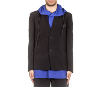 Blazer Layer Crashed Look schwarz