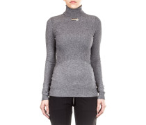 Damen Pullover UPGRADE grau